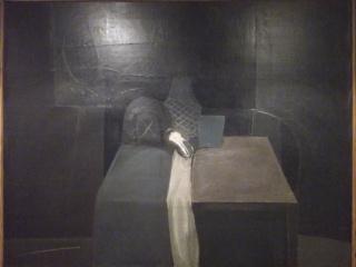 1980 - Öl auf Leinwand - Stilleben V - 100 x 76 cm