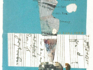 1990 / 07 - Ohne Titel - Collage