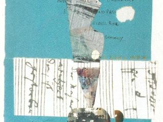 1990 / 07 - Ohne Titel - Collage